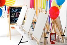 Artsy Birthday / by Amber Barnett-Hoover