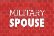 Military Spouse / Military Spouses support those that protect us.  The level of dedication, strength, and loyalty cannot be stressed enough.  This board is a resource for our Military Spouses to connect and find advice during all stages of Military Life. / by Veterans United