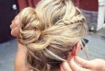Hair Styles I Love / by Kaylin Jones