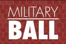 Military Ball / Military Balls can be extremely fun, but also a little intimidating! Whether you're a seasoned vet to the formal affairs, or this will be your first time as his arm-candy, we have the advice you need. What to wear, how to wear it, and how to maneuver the customs and traditions of such a special event. / by Veterans United