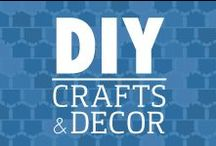 DIY - Crafts and Decor for the Military Family / Projects and Ideas to get you started crafting and decorating with Military Flair.  / by Veterans United