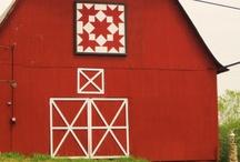 Barn Quilts / by Rhonda Byrd