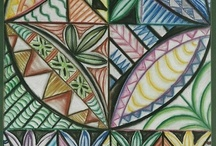 LittleTaniwha Artworks / A collection of my artwork and teaching resource kits / by Chrissie Sullivan