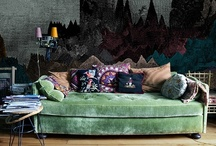 Happy is the Home that Shelters a Friend / Four words: Vintage - Eclectic - Recycled - Natural / by Courtney Waggoner