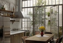 Great Kitchen Ideas / by Diane Morgan
