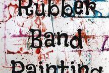 Glitter & Glue / stuff to do with the kiddies / by Akosua Mansa Chandler