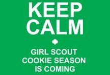 All Things Cookie / Visit www.GirlScoutCookies.org to find cookies in your area and learn about ways to get involved. And join us on Facebook at www.facebook.com/GirlScoutCookieProgram. / by Girl Scouts