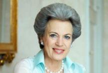 Royalty - Denmark-Princess Benedikte / by Kirsten KAH