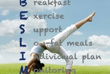 Living the BeSlim Lifestyle / by Take Shape For Life