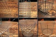 BasketBinBottleBowlBoxGlassJarTrayVase / by Robin Leigh Anderson