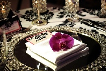 Set the Table / by 1 Elegant Event Wedding & Event Planning