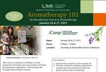 Aromatherapy Classes / by 21 Drops