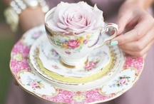 Tea Cups & China / by ShabbyPinkGirl