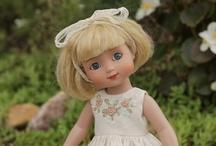 doll corner / by Deborah Cheney