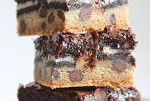 Sweet Style / Individual sweets ... Cookies ... Brownies ... Bars ... Frozen treats ... Cup cakes ... Fudge / by Jean Miller