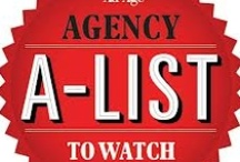 Ad Age: 10 Agencies to Watch in 2013 Plus Website Micro-Reviews. / Here are the agencies on Ad Age's 2013 watch list. They range from media shops like Spark to CAA to the digital Rokkan and giants like JWT and Havas. / by Peter Levitan