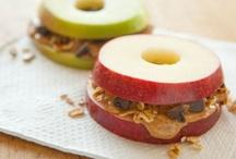 healthy snacking / by McKenzie Brooke