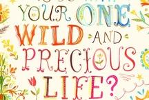 Life Quotes / by Thalia Fernandez-Davila