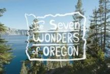 Oregon, Beautiful Oregon! / From the endless Pacific coastline to the rugged Wallowa Mountains, majestic peaks and high, open deserts, Oregon is a place where we can roam freely with a sense of intrigue and adventure / by Oregon Bed and Breakfast Guild