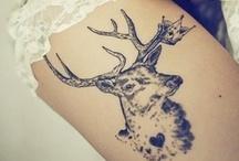 tatoo / by Irma Pudra / Teddy Bear Artist