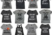 Tees Ideas And More / by Lori Good