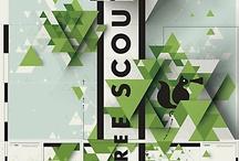 Graphic Design / by Eliz B. Sarobhasa