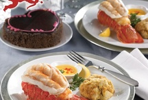 Romance your Valentine with Lobster! / Luscious and ultra romantic lobster dinners on display for your browsing enjoyment. It's okay to drool, we've got bibs! / by Lobster Gram