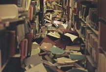 Library Love.  / by Christina Fuller