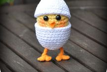 Creative ❤️ Crochet / by ღ Chantal ღ