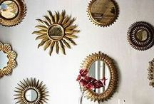 Mirrors / A stunning collection of luxury mirrors that everything wants. / by Amara