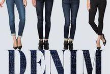 Denim Obsessed / We are Denim Obsessed. #lovedenim / by Jean Machine