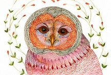 Owls, Gnomes and such.... / by Kelley Beck