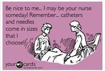 The Nurse in me! / by Melissa Kramer
