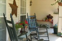 Country/ Primitives Home Decor / by Lisa Peters