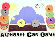 Now I know my ABC's / These are some ABC themed teaching ideas :) / by Rachael Strickland