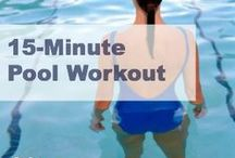 15-Minute Workouts / Busy schedule? Get into shape with these quick workouts and exercises.  / by Fitbie