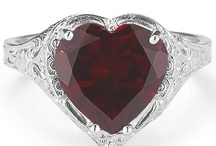 Heart Jewelry / by ApplesofGold.com