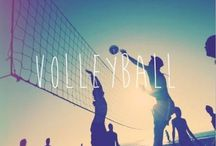 Volleyball  / by Sara Baumgartner