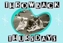 Throwback Thursdays / by Imperfect Women