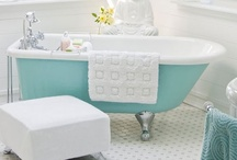 Powder Rooms / Bathrooms. / by Jo2theD