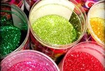 Glitter Galore / by I Sew Cute