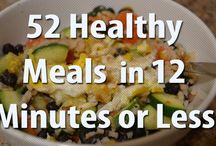 FOOD, recipes, meal plans and cooking tips. / by Melody Ely