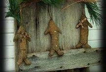 Gingerbread... / by Denise Linney