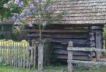 Garden Gates~Fences... / by Denise Linney