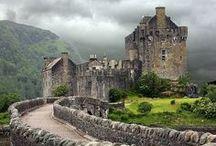 Castles... / by Denise Linney