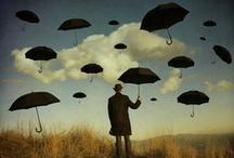 Umbrellas or Parasols / by Judy Morris