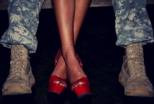 Military Love / by Morghan Snyder