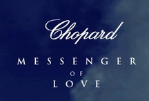 Messenger of Love | Chopard / This Valentine's Day, let Chopard be your Messenger of Love and discover elegant tokens of love, for her and for him. / by Chopard