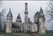 Castles / by Judy Morris