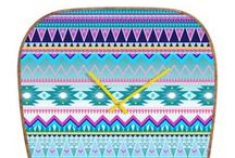 DENY MODERN WALL CLOCKS / by DENY Designs